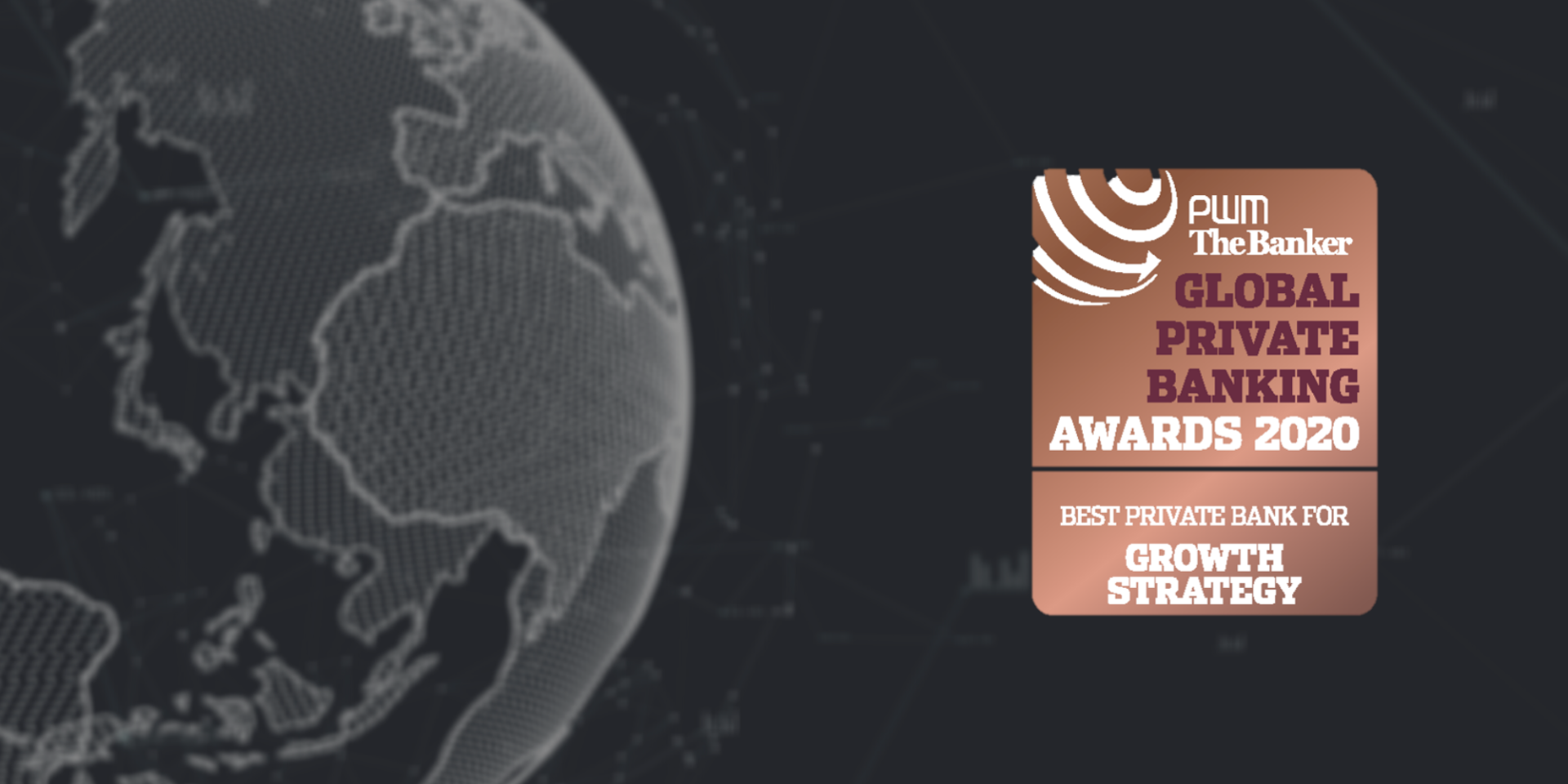 """Banca Generali premiata come """"Best private bank for growth strategy"""""""
