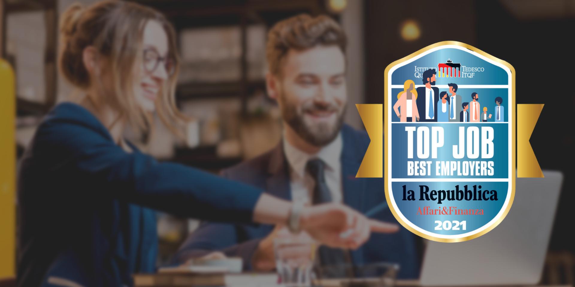 Banca Generali is 2021 Best Employer